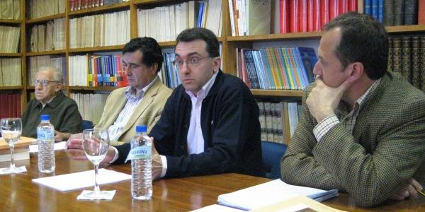 Materialismo filosófico y Literatura, Oviedo, 27 de junio de 2009